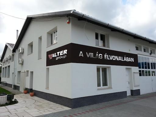 A Walter Group víziója: a világ élvonalában
